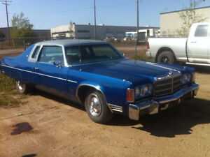 1977 Newport 3000$ obo