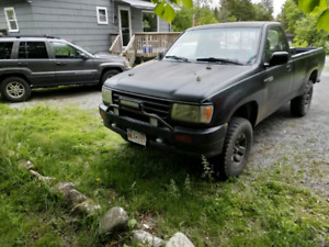 93 Toyota T100 4x4 for sale