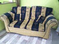 20% OFF SALE NOW ON!! Sofa Bed- Can Deliver For £19