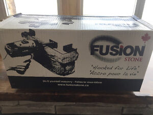 2 Full Boxes of Fusion Stone and 1/2 Box of Corner Pieces