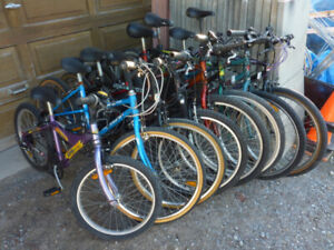 I buy, sale, service and lovingly restore bicycles. Have parts a