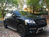 62 Mercedes-Benz ML250 2.0CDI auto BlueTEC Sport