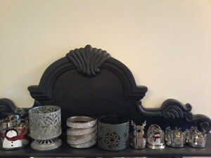 PARTYLITE AND BATH AND BODY WORKS CANDLE HOLDERS