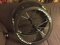Roues Spinergy Full Carbone URGENT
