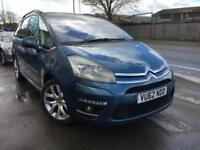 2012 62 CITROEN C4 GRAND PICASSO 2.0 EXCLUSIVE HDI EGS 5D AUTO 148 BHP DIESEL