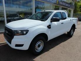 Ford Ranger 2.2 Tdci 160ps Super Cab XL *Air con 4x4 Pickup Pick-up