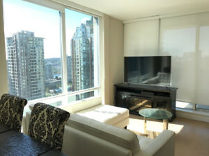 2 Bed 2 Bath furnished in Yaletown @ Dolce - $3500.00