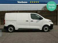 2017 Citroen Dispatch 1000 1.6 BlueHDi 95 Van Enterprise Medium Wheelbase L2H1 L