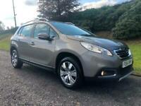 2014 Peugeot 2008 Crossover 1.2 EGC Active **LOW MILES** 82BHP