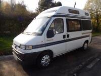 Auto Sleeper Symphony 2 Berth Rear Kitchen Campervan For Sale