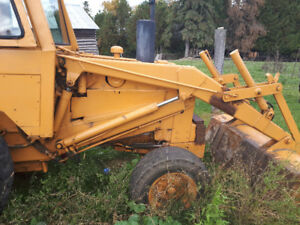 Case 580 B backhoe
