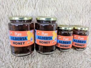 Local Pure Alberta Honey