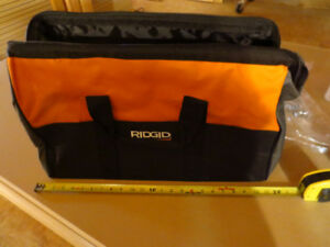 "BRAND NEW Ridgid 24"" Large Contractor Power Tool Bag"