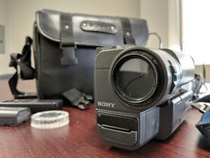 Sony CCD-TRV15 Camcorder, 64x Zoom