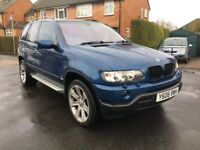 2001 BMW X5 4.4 V8 SPORT GAS/LPG GOOD SPEC