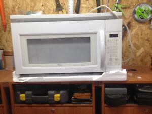Micro-onde ventilateur