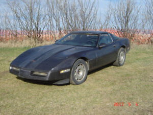 **REDUCED** 1984 CHEV CORVETTE