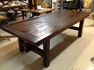 WANTED: Large Dining table