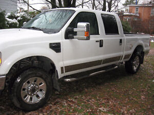 2008 Ford F-250 Camionnette  5.4 L