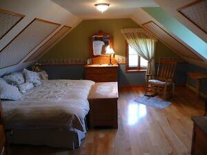 Maison ancestrale avec terre forestière, agricole et érablière Saguenay Saguenay-Lac-Saint-Jean image 8