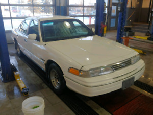1994 Ford Crown Victoria!