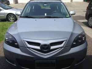 2007 Mazda Mazda3 Sport Hatchback - remote start  - low kms