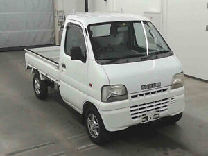 Suzuki Carry - Mini Truck