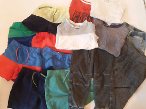 Boys Clothing Bundle Size 3