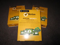 Norton Security with Backup -10 Devices - PC/Mac/Mobile - NEW