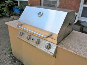 Grand Hall BBQ Gas Grill Limited Edition - Good Condition