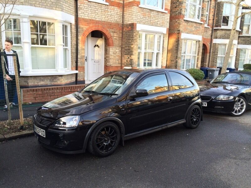 vauxhall corsa c 1 2 sxi 16v modified in finchley. Black Bedroom Furniture Sets. Home Design Ideas