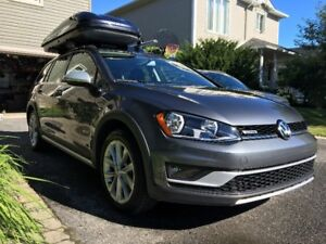 Volkswagen Golf Alltrack 4motion 2017