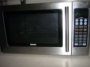 Amana microwave stopped working
