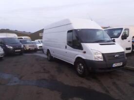 Ford Transit 2.2TDCi ( EU5 ) ( RWD ) Jumbo LWB **109k Miles One Company Owner**
