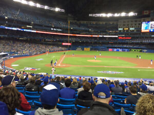 URGENT: BLUE JAYS VS. ORIOLES - SEPT 11TH, 12TH OR 13TH