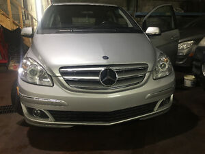 2008 Mercedes-Benz 200-Series B200 Turbo  Hatchback $5,300