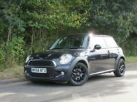 2008 58 MINI HATCH COOPER 1.6 COOPER S 3D 172 BHP BLACK 3 DOOR HOT HATCH