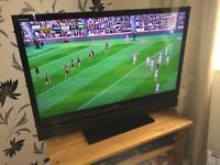 """Sony 40"""" LCD Freeview TV, Soundbar, Subwoofer and Loaded Amazon Fire Stick"""