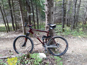 Banshee Chapparal full XT for sale or trade for a Fat bike