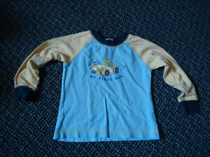 Boys Size 18-24 Months Long Sleeve T-Shirt