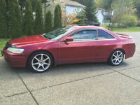 2001 Honda Accord Coupe (2 door)