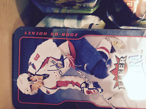 hockey trading cards individual for sale