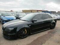 AUDI RS4 B7 QUATTRO 4.2 PETROL V8 440 BHP ONE OF KIND SHOW WINING VECHICLE