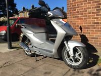 Honda Dylan 125 2007 in good condition for sale £800