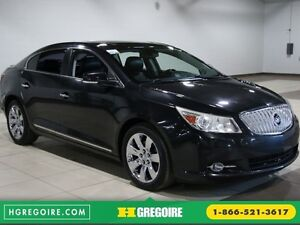 2010 Buick Lacrosse CXS A/C CUIR TOIT PANO MAGS BLUETOOTH