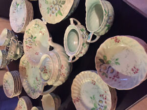 Royal Doulton China Set.  Barbara Vernon FANTASY Collection.