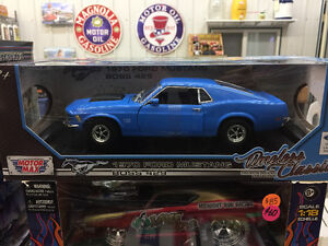 1970 Ford Mustang Boss 429 diecast