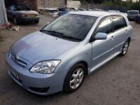 2006 Toyota Corolla 2.0 D-4D Colour Collection 5dr