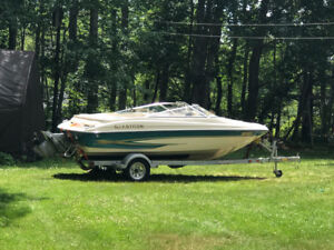 2000 Glastron Boat and Yacht Club Trailer