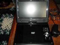 9v View Quest PDVD9D DVB-T Portable DVD Player